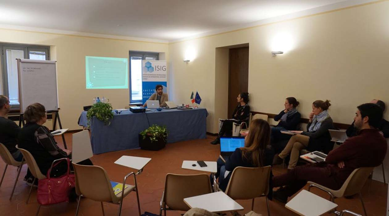 Partner Meeting – Gorizia, 19.2. -22.2.2018