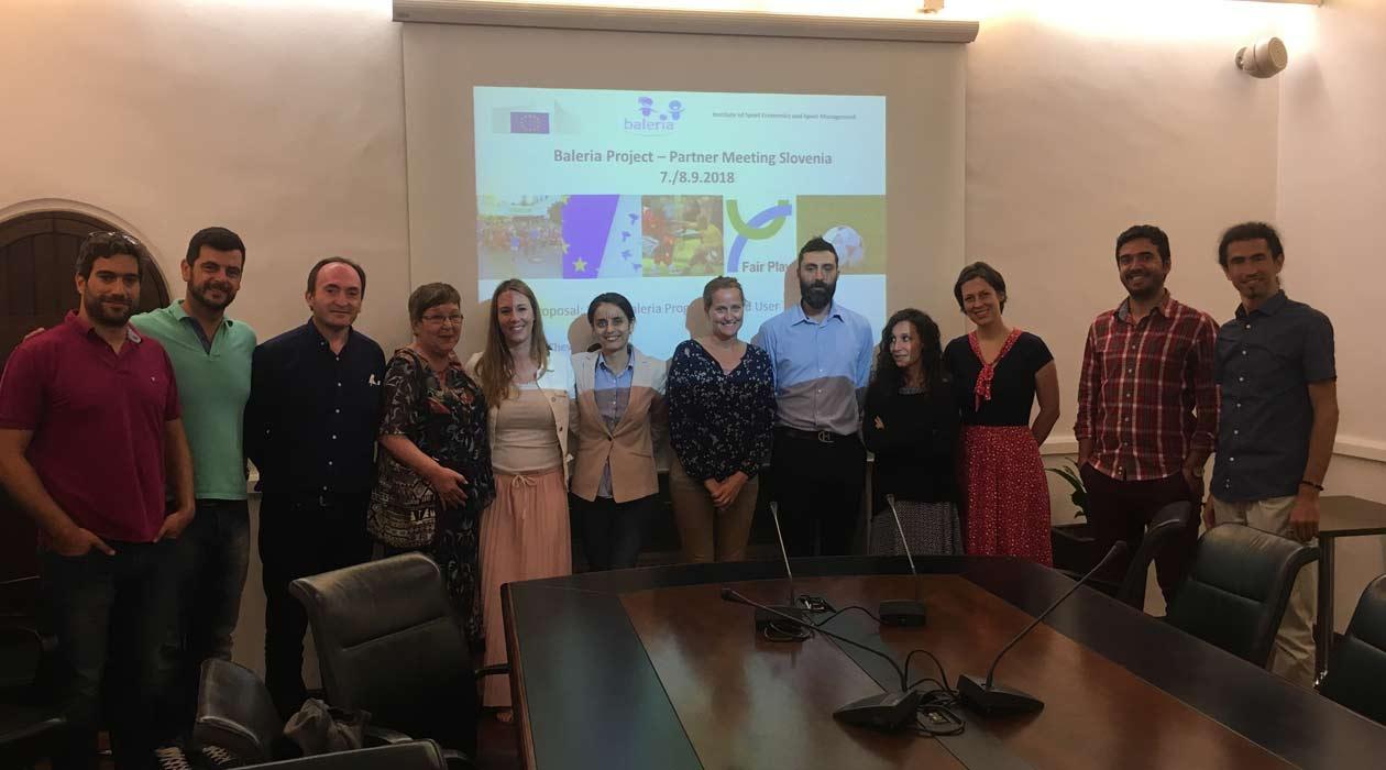 Partner meeting – Ljubljana, 6.9. – 9.9.2018